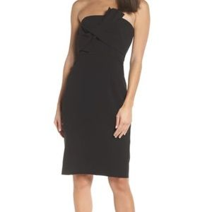 Chelsea 28 Strapless Bow Front Dress